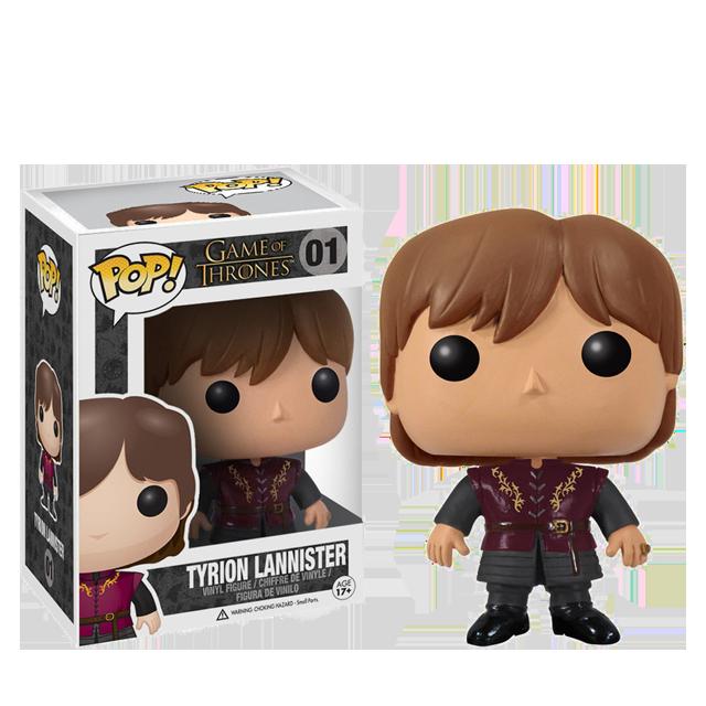 Figurka Funko POP! Tyrion Lannister