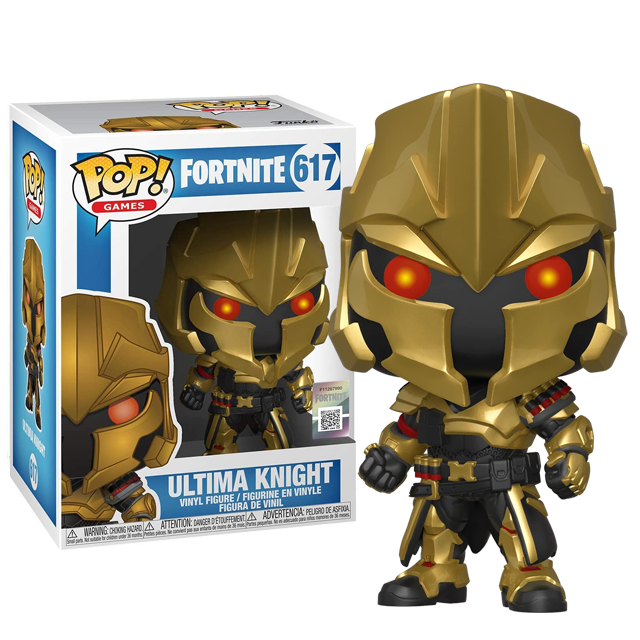 Funko POP Ultima Knight