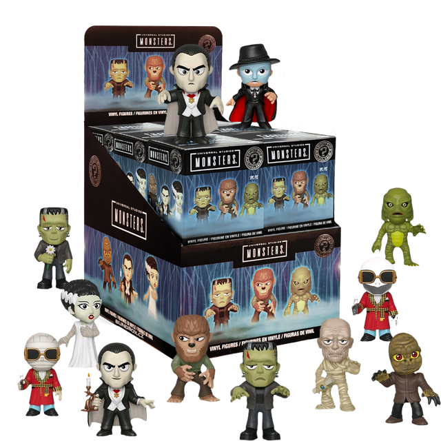 Mystery Minis Universal Monsters - Blindbox