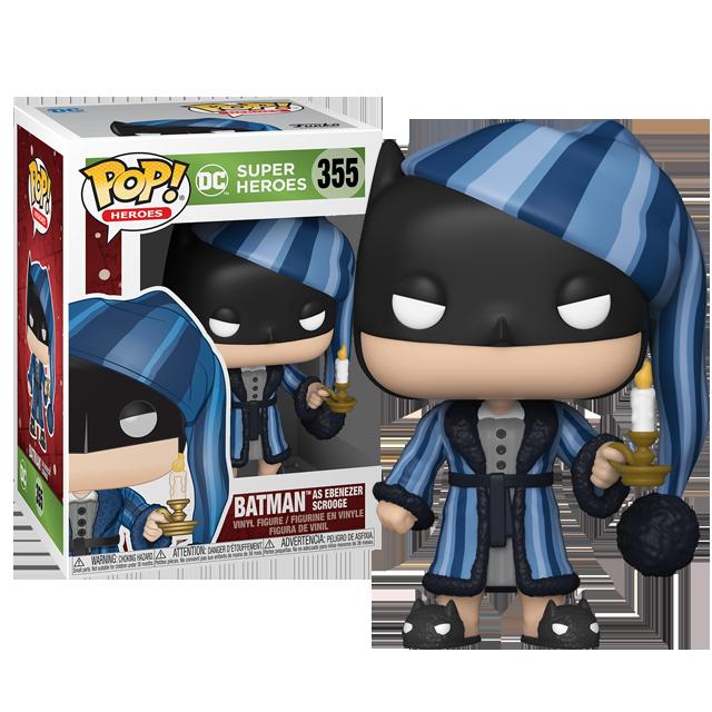 Funko POP Vánoční Batman