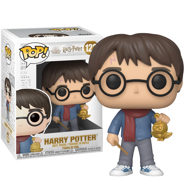 Funko POP Vánoční Harry Potter