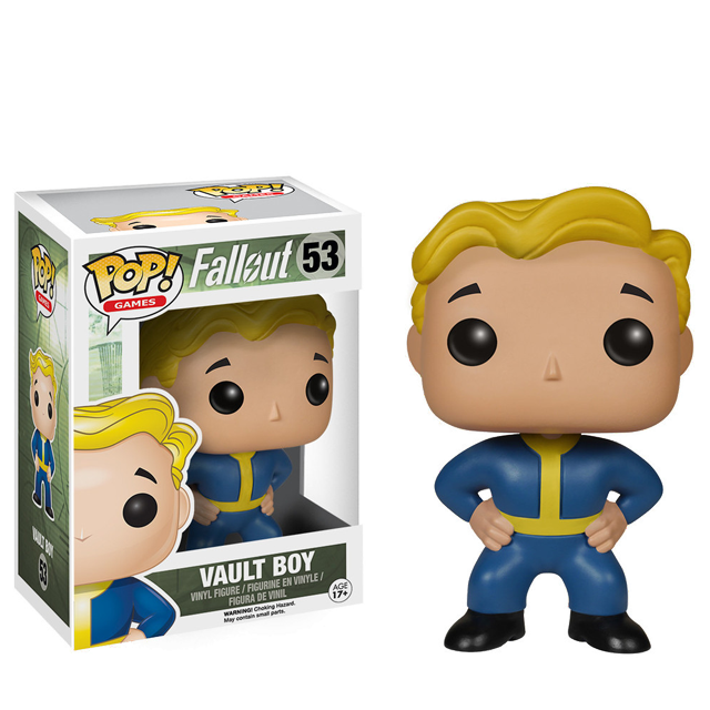 Figurka Funko POP! Vault Boy