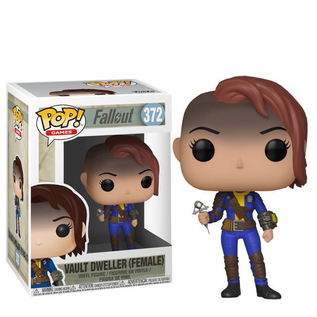 Figurka Funko POP! Vault Dweller Female - Fallout