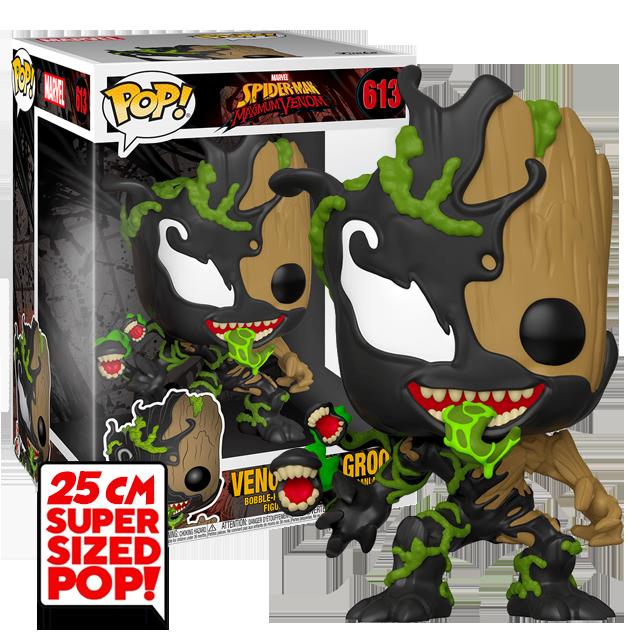 Figurka Funko POP Venom Baby Groot - 25cm