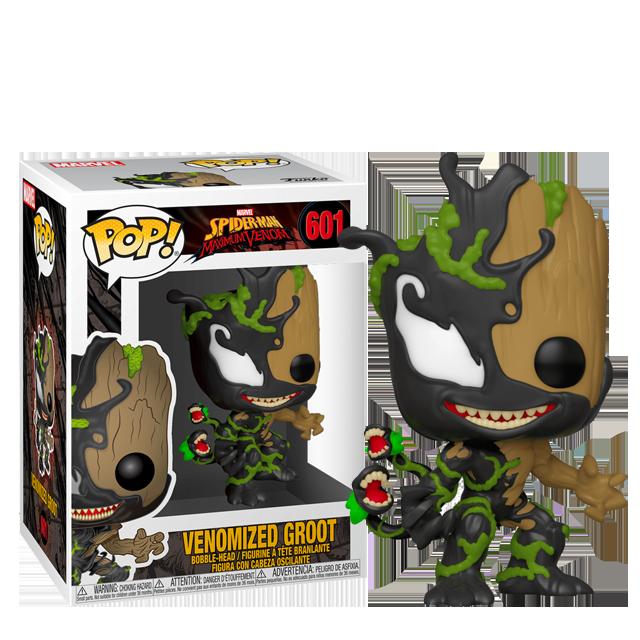 Figurka Funko POP Venom Baby Groot