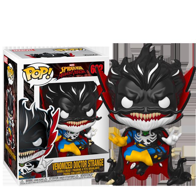 Figurka Funko POP Venom Doctor Strange