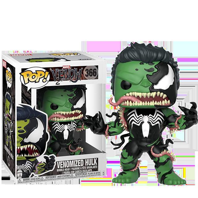 Figurka Funko POP! Venom Hulk