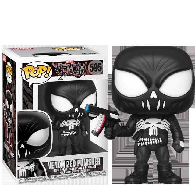 Figurka Funko POP Venom Punisher