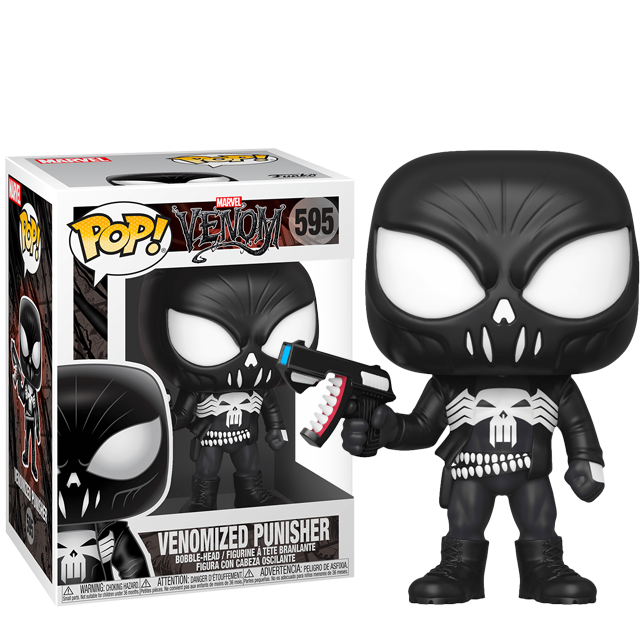 Funko POP Venom Punisher