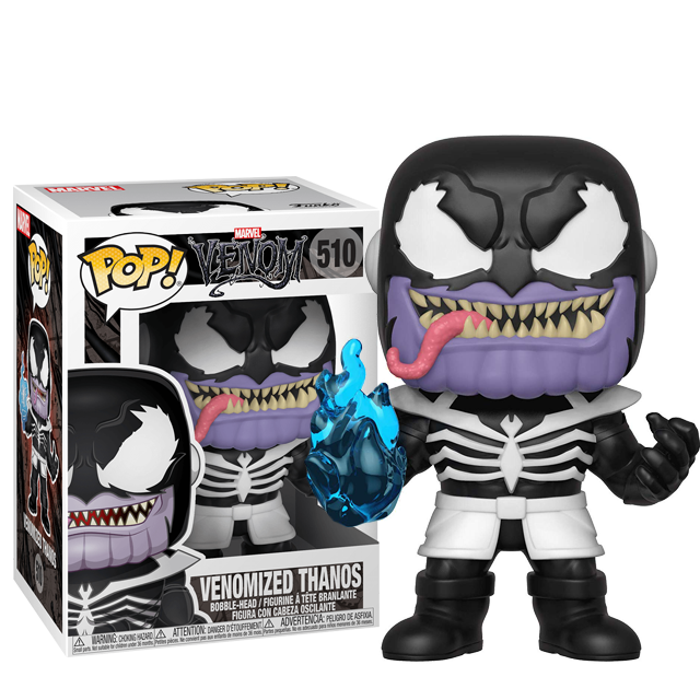 Figurka Funko POP Venom Thanos