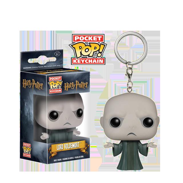 Pocket POP! Voldemort - přívěsek na klíče