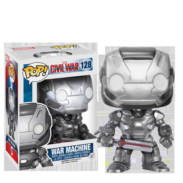 Figurka Funko POP! War Machine - Civil War