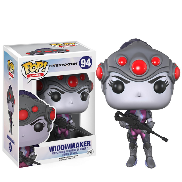 Figurka Funko POP! Widowmaker - Overwatch