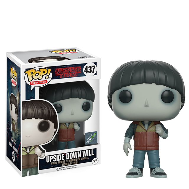 Figurka Funko POP! Will Upside Down