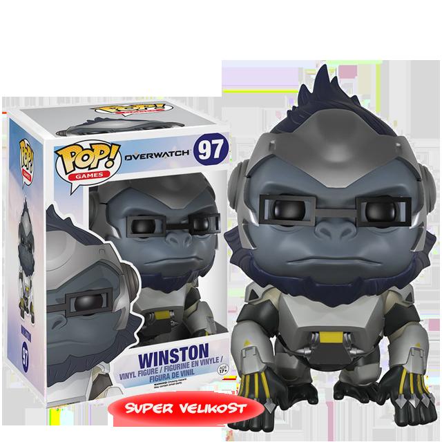 Figurka Funko POP! Winston - Overwatch