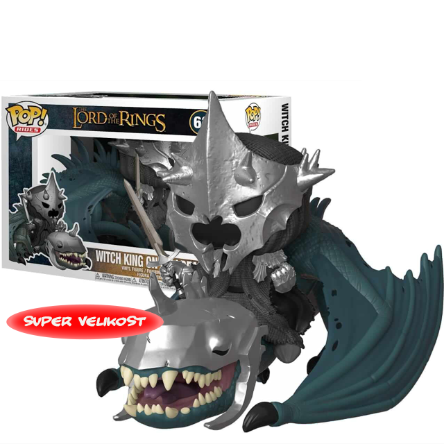Funko POP Witch King Fellbeast
