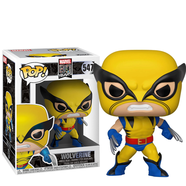 Figurka Funko POP Wolverine - 80th First Appearance