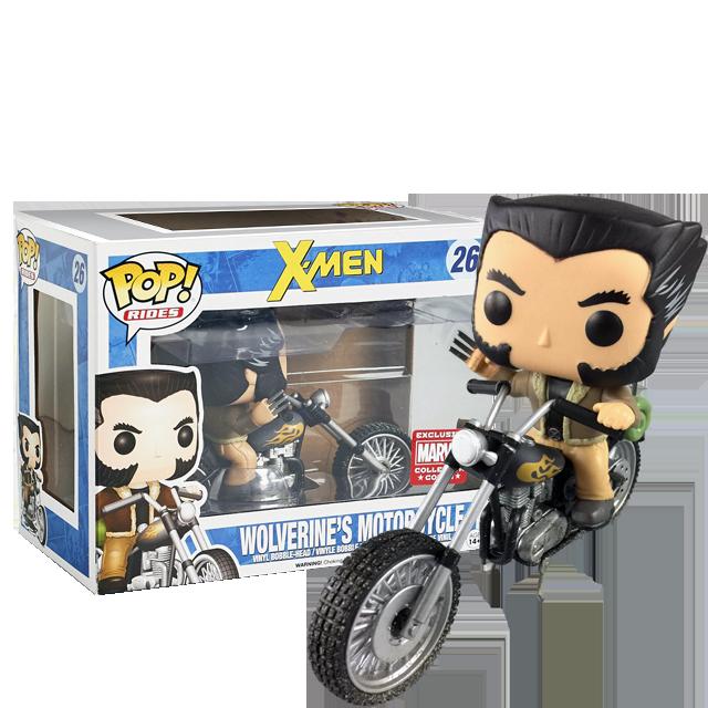 Figurka Funko POP! Wolverine Chopper