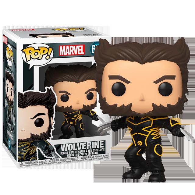 Funko POP Wolverine - X-Men 20th