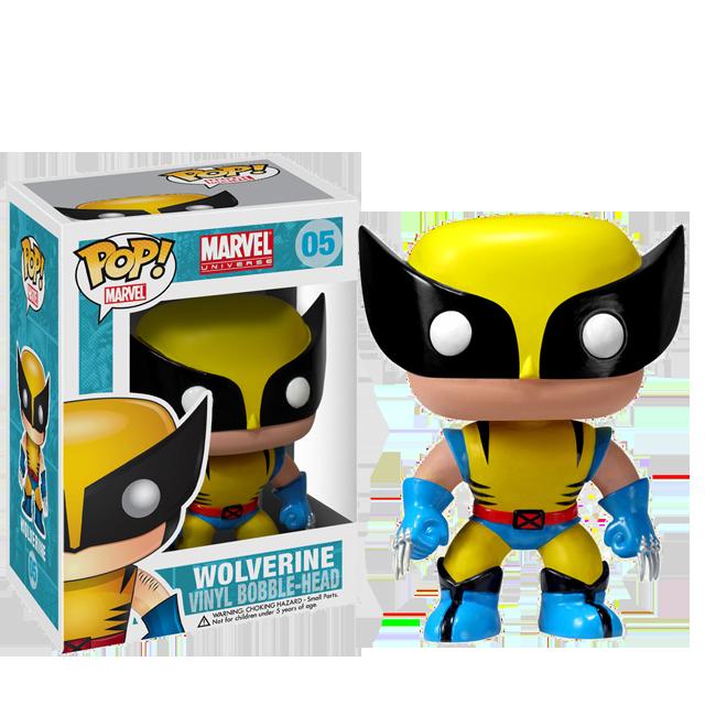 Figurka Funko POP! Wolverine