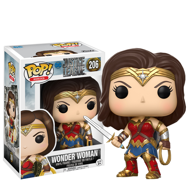 Figurka Funko POP Wonder Woman - Justice League