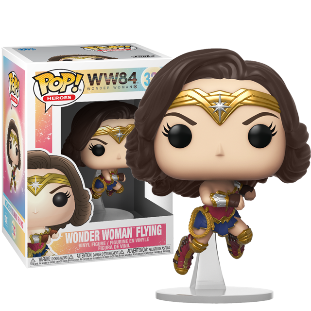 Figurka Funko POP Wonder Woman - WW84
