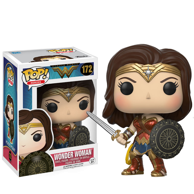 Figurka Funko POP! Wonder Woman