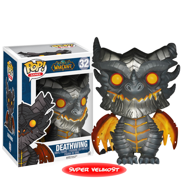 Figurka Funko POP! Deathwing