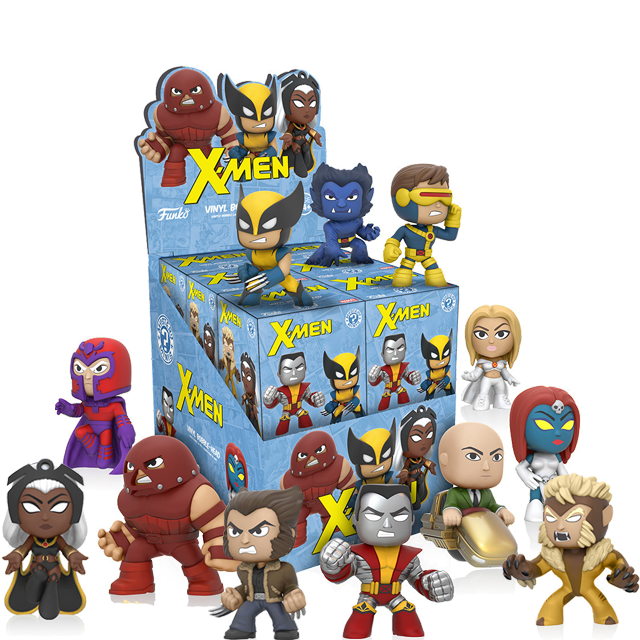 Figurky Mystery Minis X-Men - Blindbox