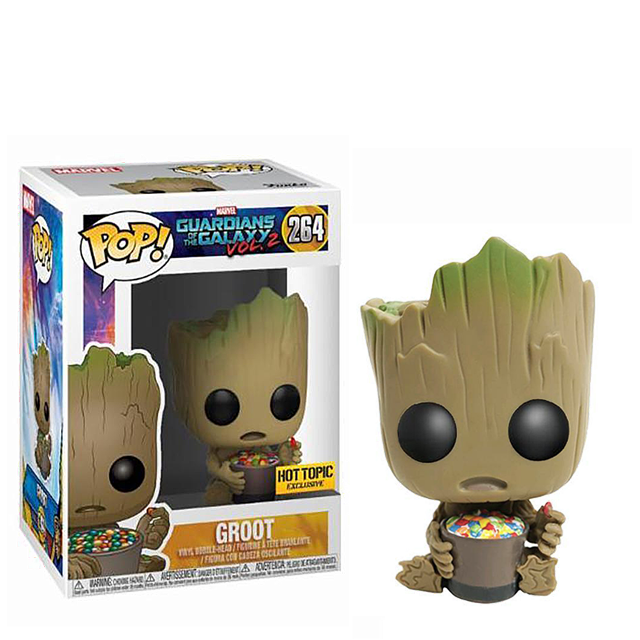 Figurka Funko POP! Young Groot s bonbóny - Vol.2