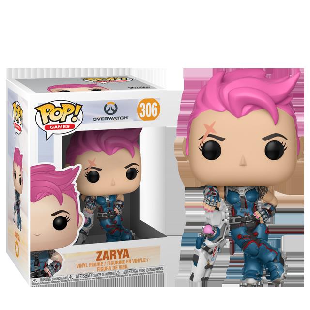 Figurka Funko POP! Zarya - Overwatch