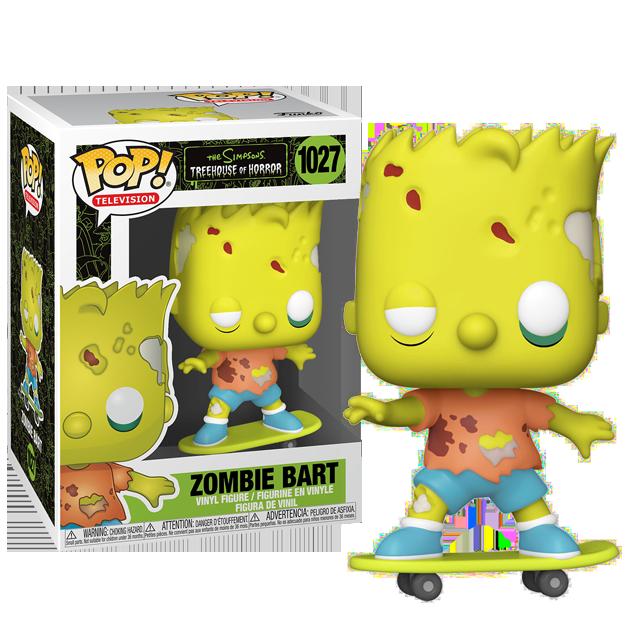 Funko POP Zombie Bart