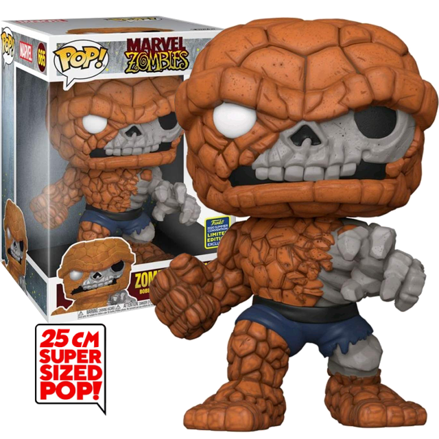 Funko POP Zombie The Thing 25cm SDCC