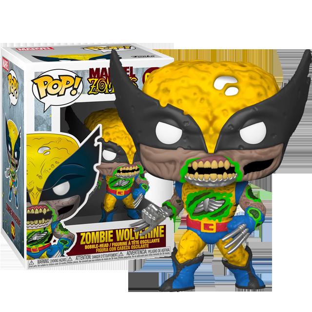 Funko POP Zombie Wolverine