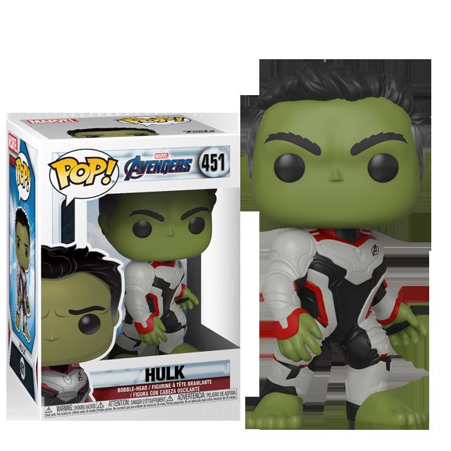 Funko Pop Vinylov 233 Figurky Hulk Endgame Blindbox Cz