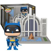 Batman 80th - Hall of Justice