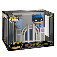 Batman 80th - Hall of Justice