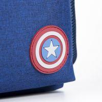 Captain America Marvel School Batoh