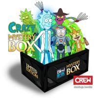 Crazy #7 Mystery Box