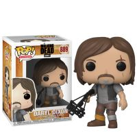 Daryl with a bow - Walking Dead