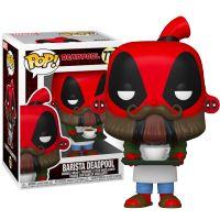 Deadpool Barista