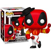 Deadpool Flamenco