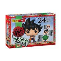 Dragon Ball Z adventní kalendář 24 figurek