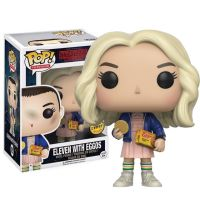 Eleven with Eggos CHASE