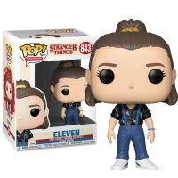 Eleven v montérkách