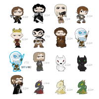 Game of Thrones - Blindbox série 1