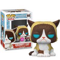 Grumpy Cat Flocked