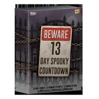 Hororový kalendář 13 figurek
