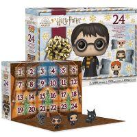 Harry Potter 2021 adventní kalendář 24 figurek