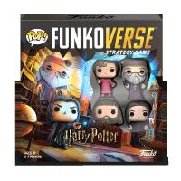 Harry Potter Funkoverse #3 - desková hra